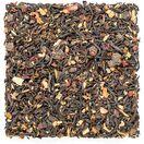 Ginger pu-erh tea