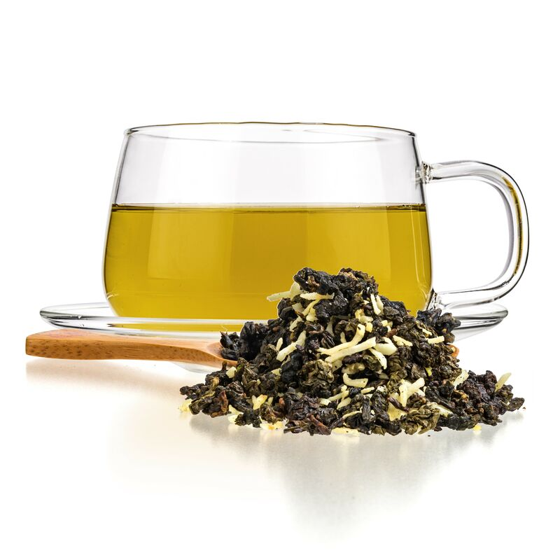 basilur milk oolong tea