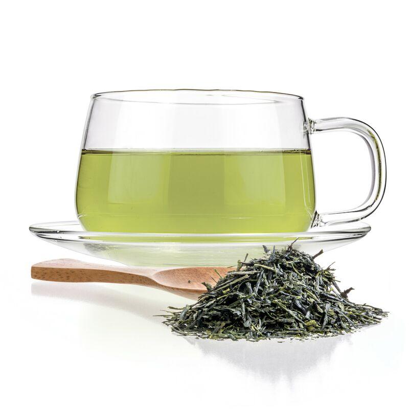 poudre de thé vert japonais
