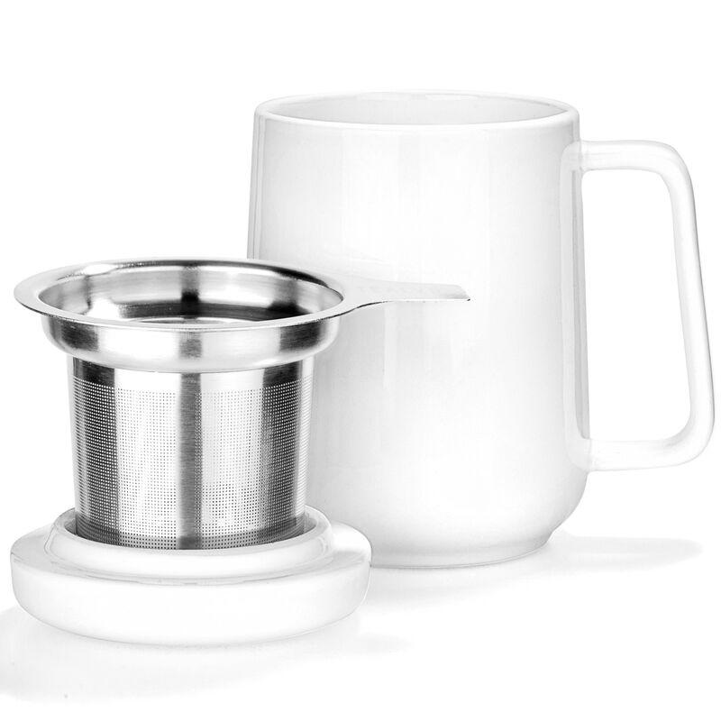 Peak Ceramic Cup Infuser 19oz