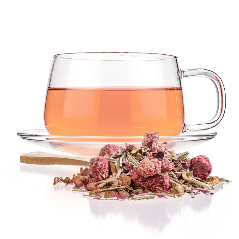 American herbal tea
