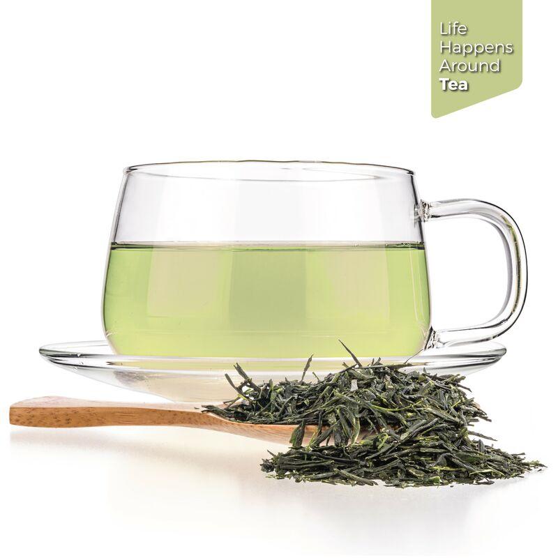 sencha japanese green tea
