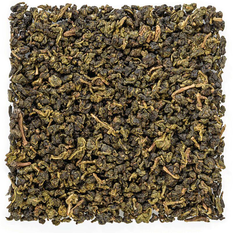 oolong high mountain tea taiwan