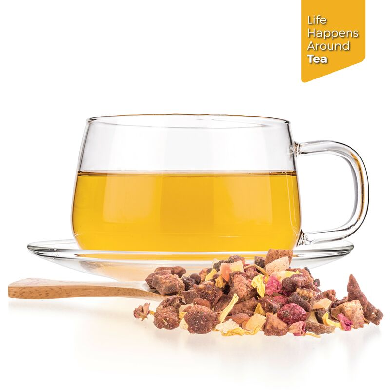 Buy Macaron à la Pêche Tea