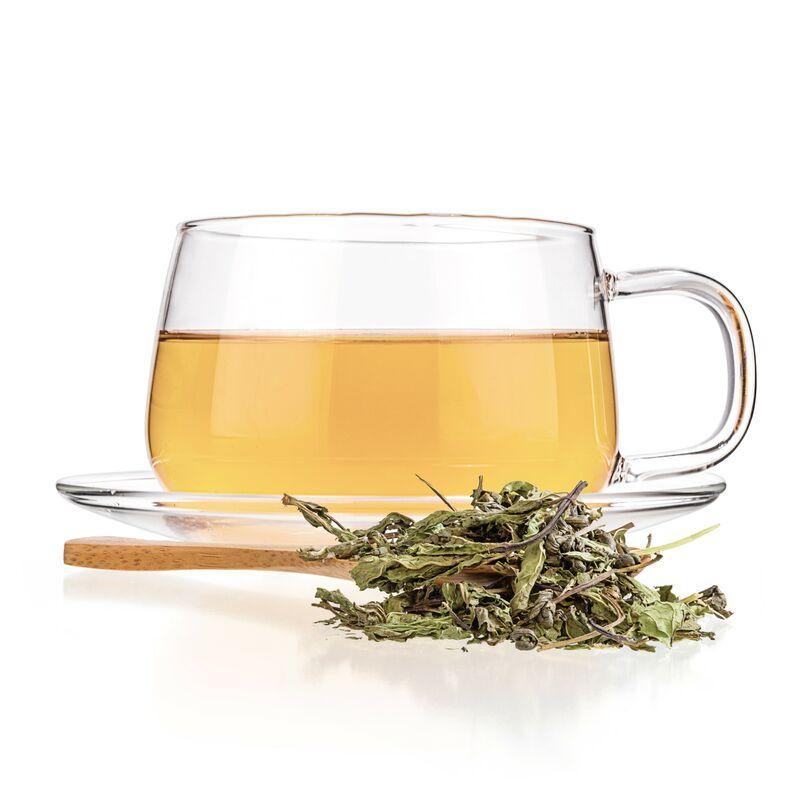 herbs green tea