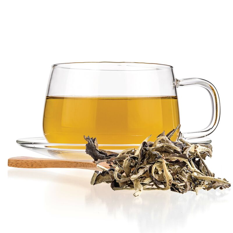 Organic White Pu'erh tea