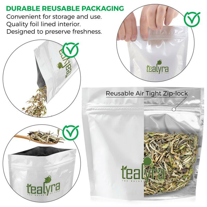 organic Chinese white tea