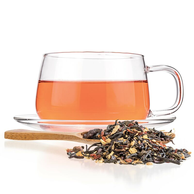 puerh red tea